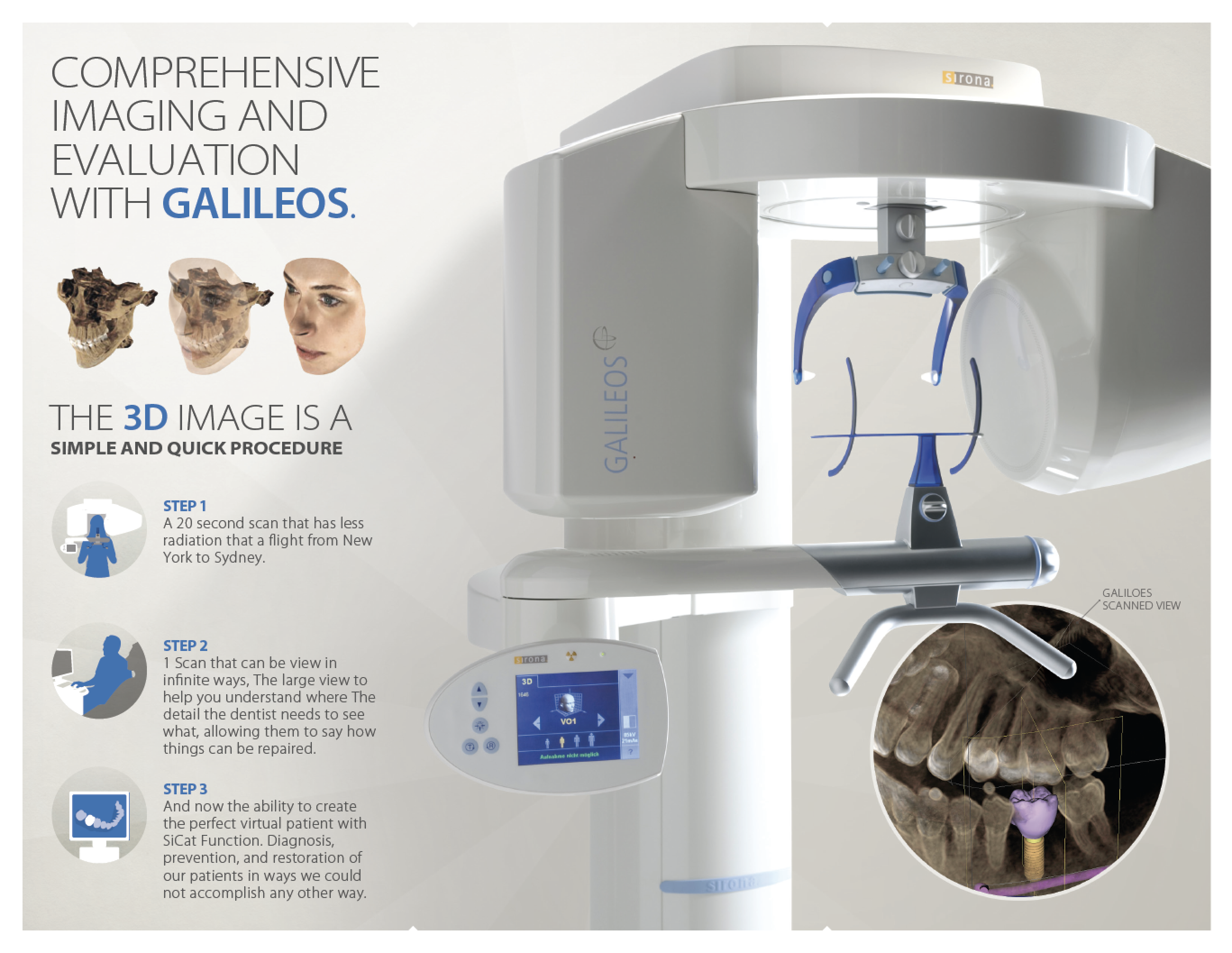 Galileos 3d Scanner