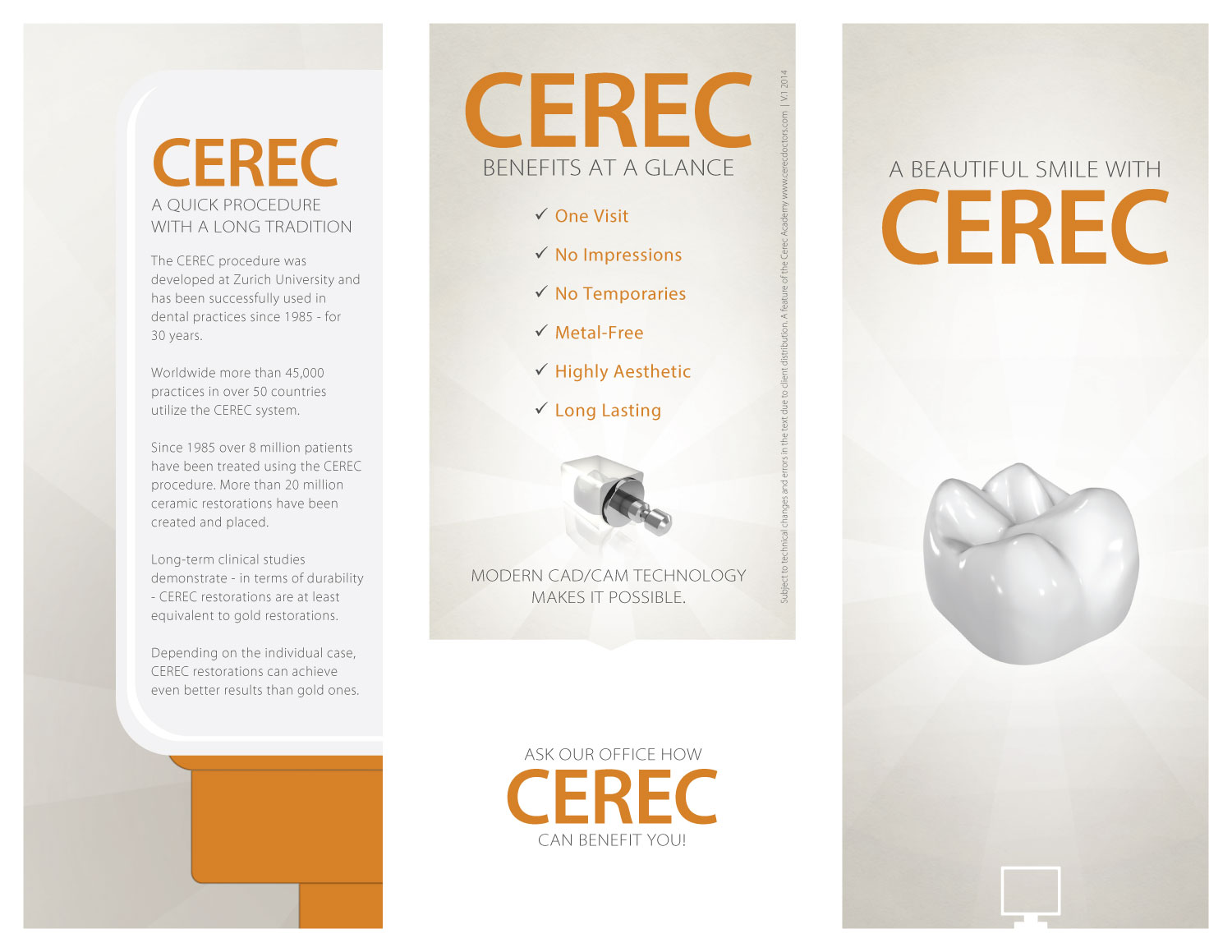 Cerec Brochure Outside